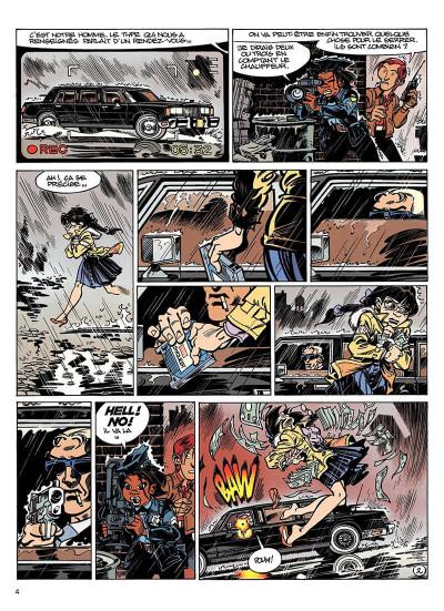 Page 3 soda tome 8 - tuez en paix (cartonné)