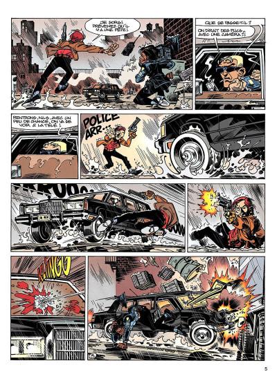 Page 4 soda tome 8 - tuez en paix (cartonné)