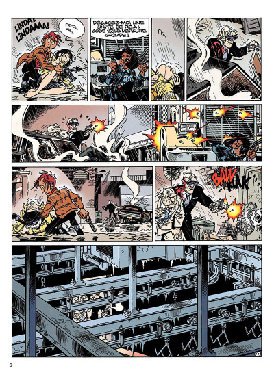Page 5 soda tome 8 - tuez en paix (cartonné)