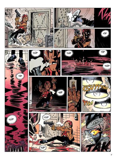Page 6 soda tome 8 - tuez en paix (cartonné)