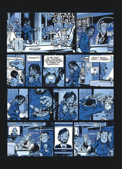 Page 4 spirou et fantasio tome 46 - la machine qui rêve