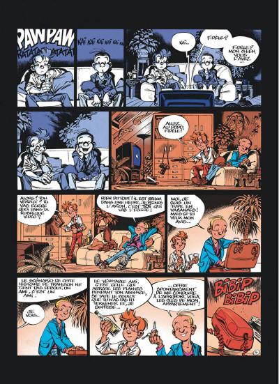Page 6 spirou et fantasio tome 46 - la machine qui rêve