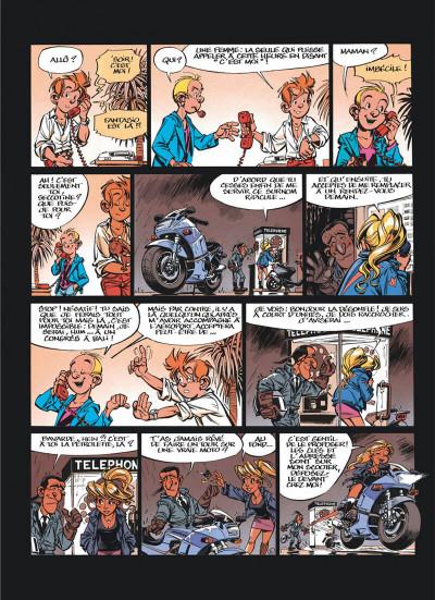 Page 7 spirou et fantasio tome 46 - la machine qui rêve