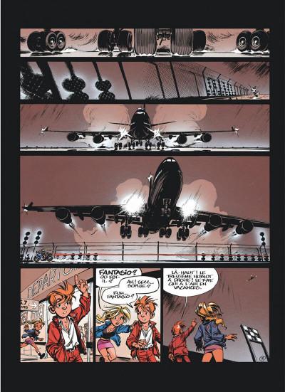 Page 9 spirou et fantasio tome 46 - la machine qui rêve
