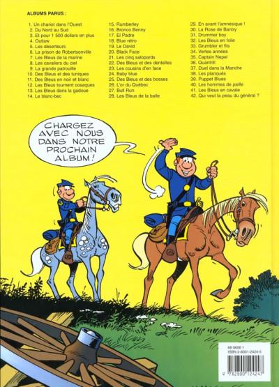 Dos les tuniques bleues tome 39 - puppet blues