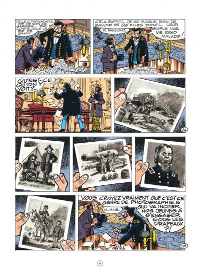 Page 4 les tuniques bleues tome 39 - puppet blues