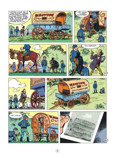 Page 6 les tuniques bleues tome 39 - puppet blues