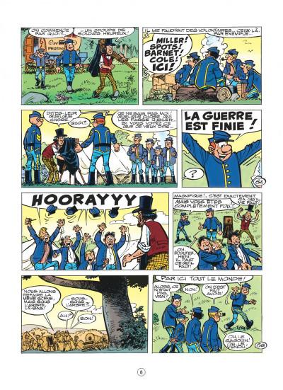 Page 8 les tuniques bleues tome 39 - puppet blues