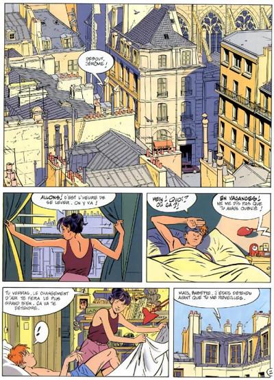 Page 1 jérôme k. jérôme bloche tome 12 - le gabion