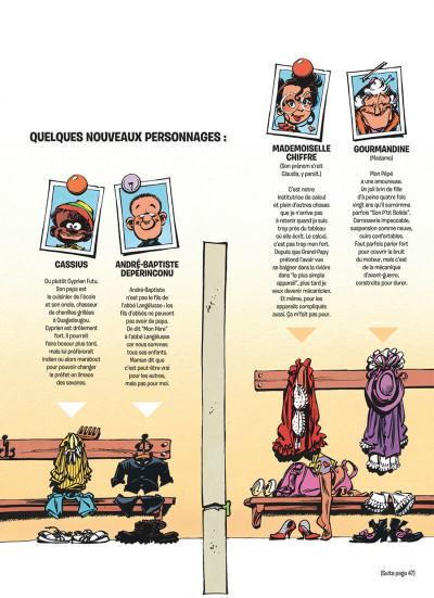 Page 9 le petit spirou tome 7 - demande à ton père