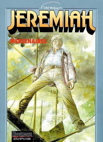 Couverture Jeremiah tome 20 - mercenaires