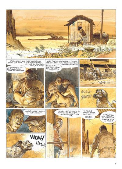 Page 5 Jeremiah tome 20 - mercenaires