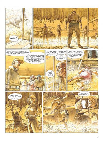 Page 7 Jeremiah tome 20 - mercenaires