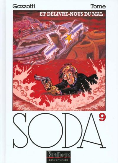Couverture soda tome 9 - et délivre-nous du mal