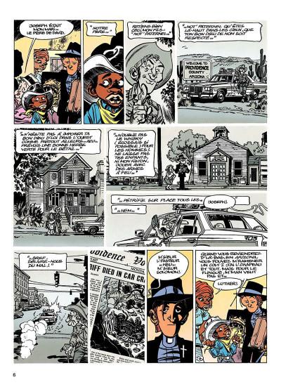 Page 5 soda tome 9 - et délivre-nous du mal