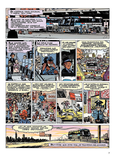 Page 6 soda tome 9 - et délivre-nous du mal