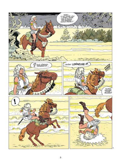 Page 2 aria tome 2 - la montagne aux sorciers