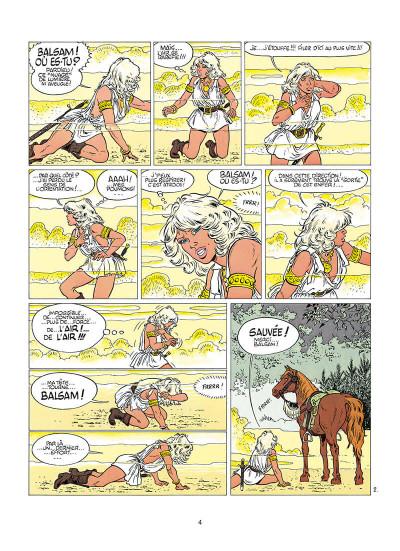 Page 3 aria tome 2 - la montagne aux sorciers