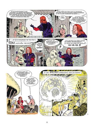 Page 5 aria tome 2 - la montagne aux sorciers