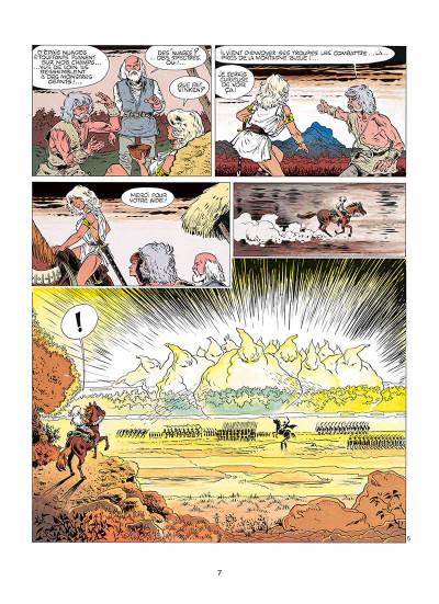 Page 6 aria tome 2 - la montagne aux sorciers