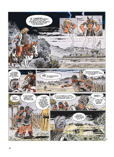 Page 0 aria tome 3 - la septième porte