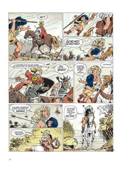 Page 4 aria tome 3 - la septième porte