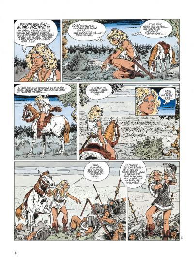 Page 8 aria tome 3 - la septième porte