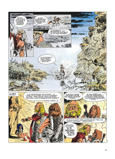 Page 9 aria tome 3 - la septième porte