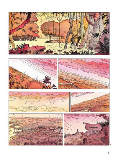 Page 3 aria tome 6 - l'anneau des elflings