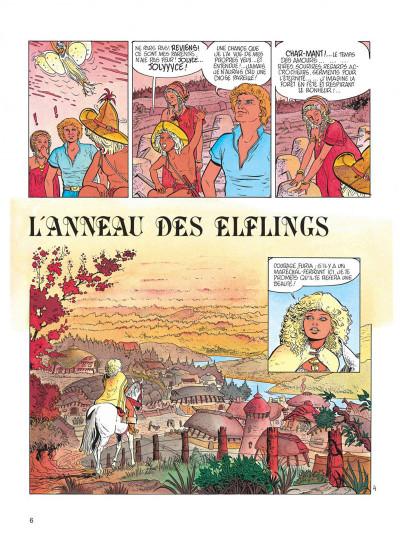 Page 6 aria tome 6 - l'anneau des elflings
