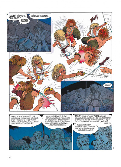Page 8 aria tome 7 - le tribunal des corbeaux