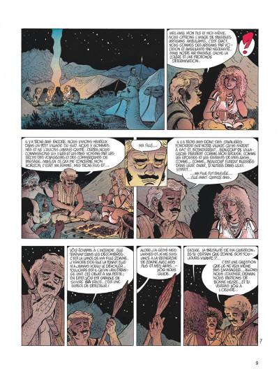 Page 9 aria tome 7 - le tribunal des corbeaux