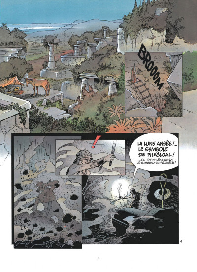 Page 3 aria tome 10 - oeil d'ange