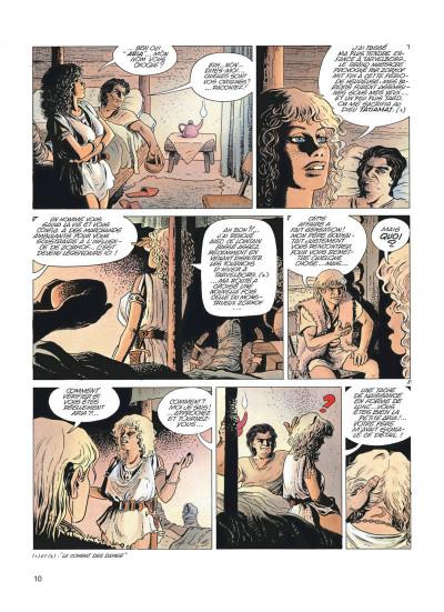 Page 0 aria tome 14 - le voleur de lumiere