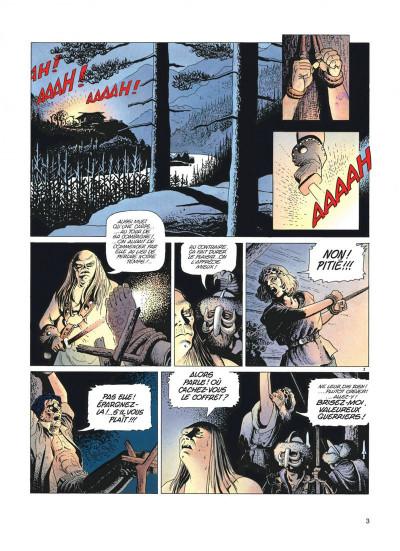 Page 3 aria tome 14 - le voleur de lumiere