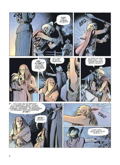 Page 4 aria tome 14 - le voleur de lumiere