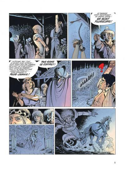Page 5 aria tome 14 - le voleur de lumiere