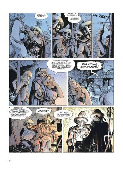 Page 6 aria tome 14 - le voleur de lumiere