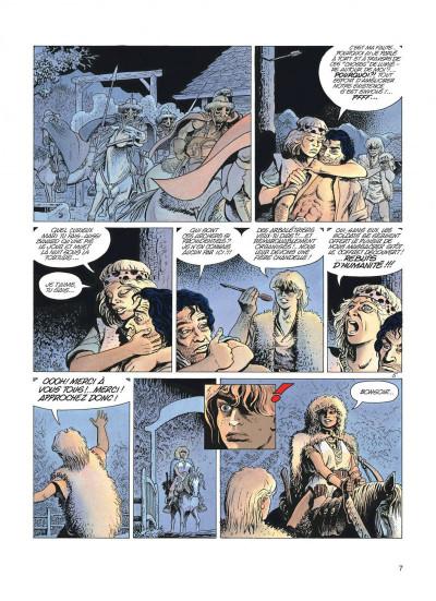 Page 7 aria tome 14 - le voleur de lumiere