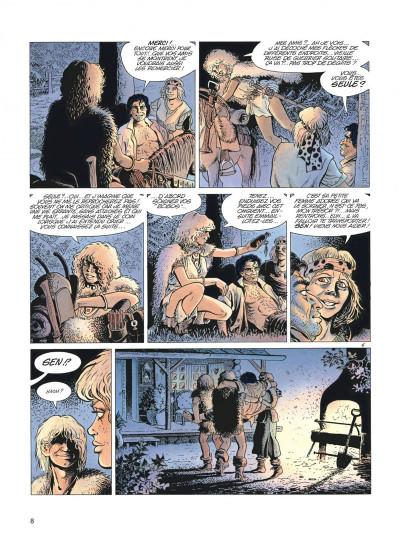 Page 8 aria tome 14 - le voleur de lumiere