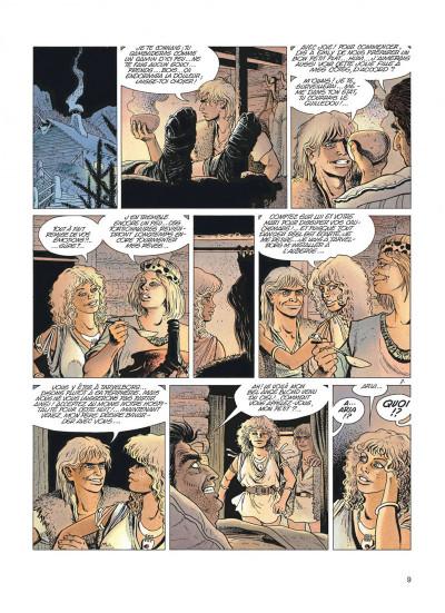 Page 9 aria tome 14 - le voleur de lumiere