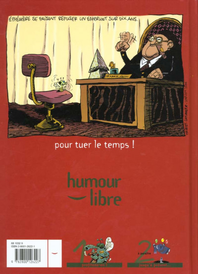 Dos La vie est courte tome 1