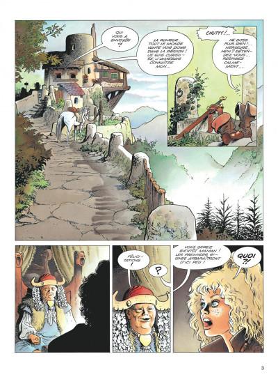 Page 3 aria tome 20 - la fleur au ventre