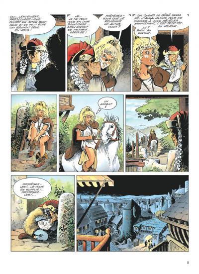 Page 5 aria tome 20 - la fleur au ventre