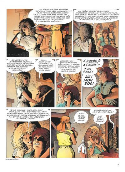 Page 7 aria tome 20 - la fleur au ventre