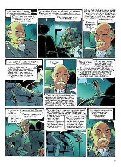 Page 2 largo winch tome 9 - voir venise