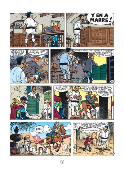 Page 6 les tuniques bleues tome 41 - les bleus en cavale
