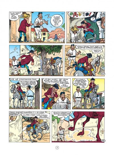 Page 7 les tuniques bleues tome 41 - les bleus en cavale