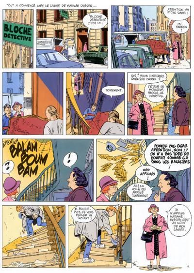 Page 1 jérôme k. jérôme bloche tome 13 - le pacte