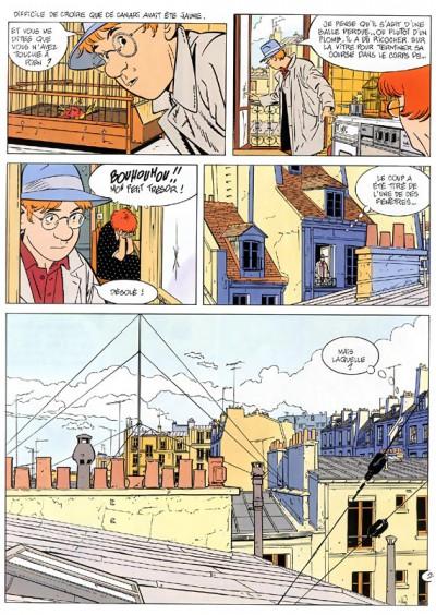 Page 2 jérôme k. jérôme bloche tome 13 - le pacte